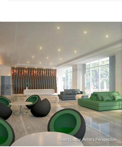 Green Residences Studio in Metro Manila W/Netflix, Manila