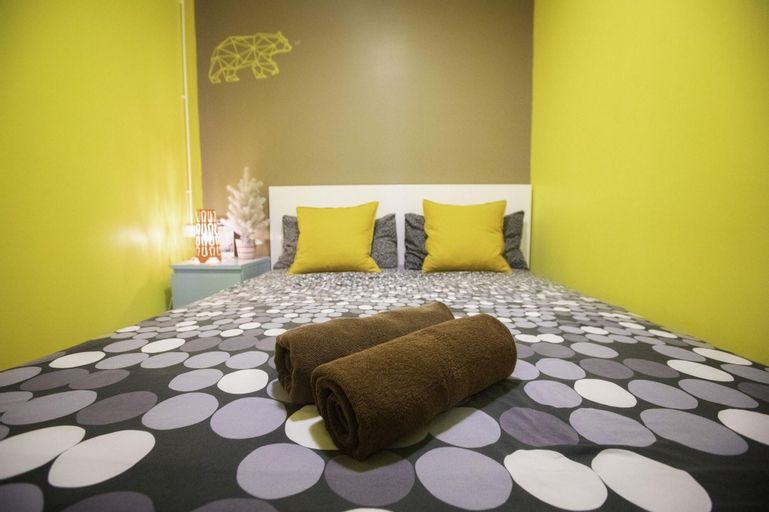 ZZZ Hostel - Don Mueang Airport, Don Muang