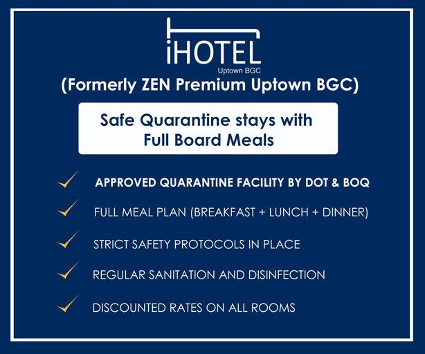 ZEN Premium Uptown BGC (ZEN Safety Assurance), Makati City