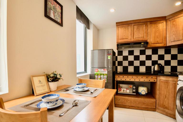 Hanoi Japanese 1-bedroom apartment/39 Linh Lang/02, Ba Đình