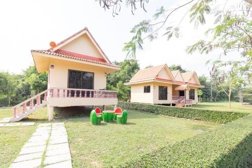 OYO 75359 Thaiburi Thara Resort, Dan Makham Tia