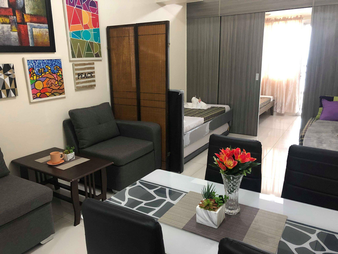 Green 1 Bedroom W/Balcony in Metro Manila/Netflix , Manila