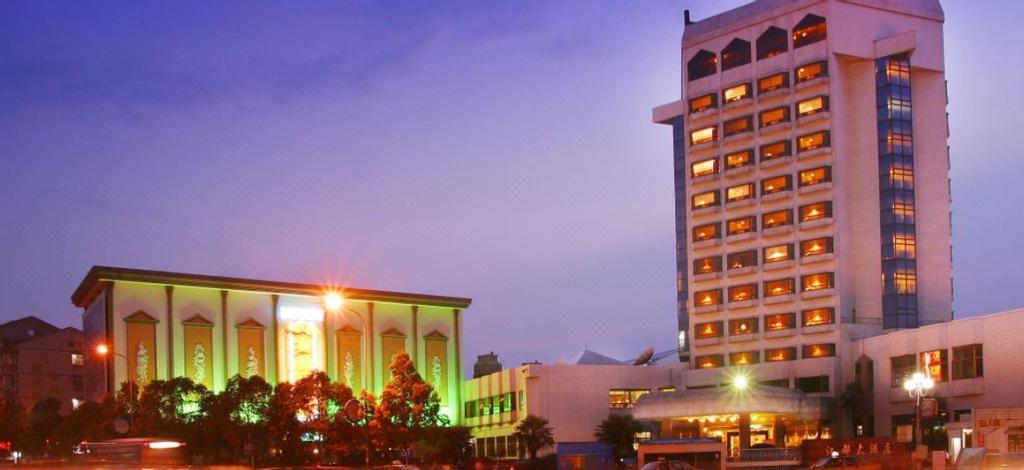 Jiangdu Hotel, Yangzhou