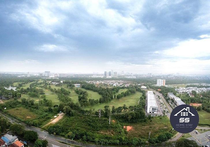 High Floor Golf Course View 2BR 8pax-Molek Regency, Johor Bahru