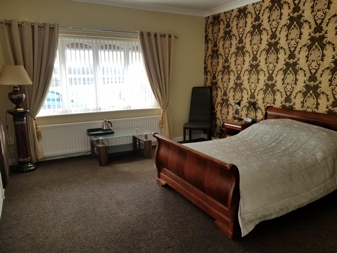 The Mayfair Lodge & Family Suite, Hartlepool