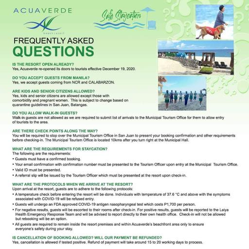Acuaverde Beach Resort & Hotel Inc., San Juan