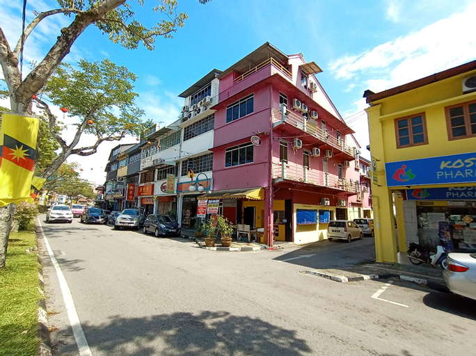 SPOT ON 90119 Bed's Guesthouse, Kuching