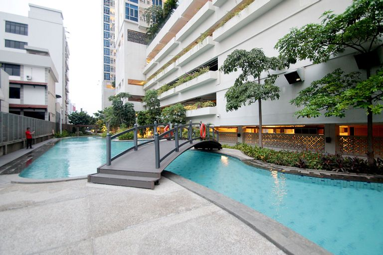 Apartemen The Capitol Park Residence by Aparian, Central Jakarta