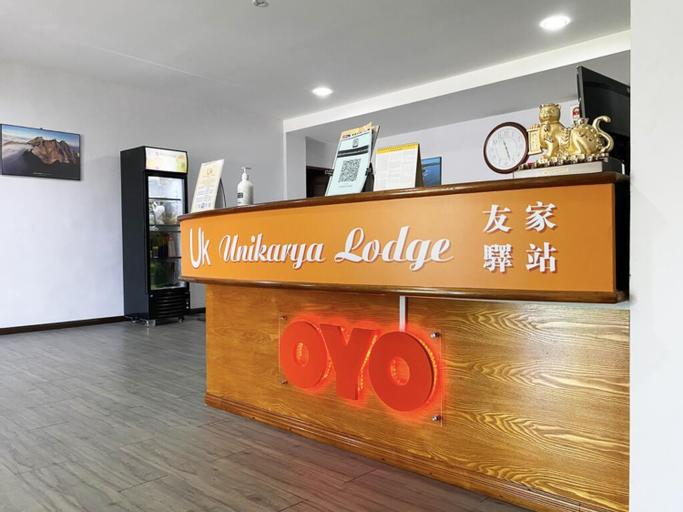 OYO 44066 Unikarya Lodge, Penampang