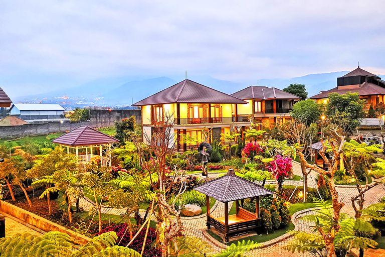 Lembah Metro Resort Batu, Malang