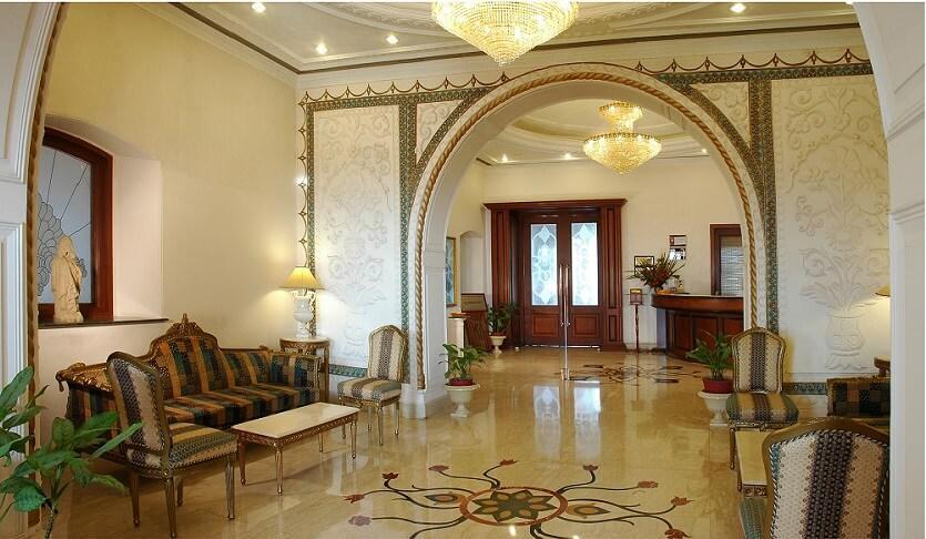 Noor Us Sabah Palace, Bhopal