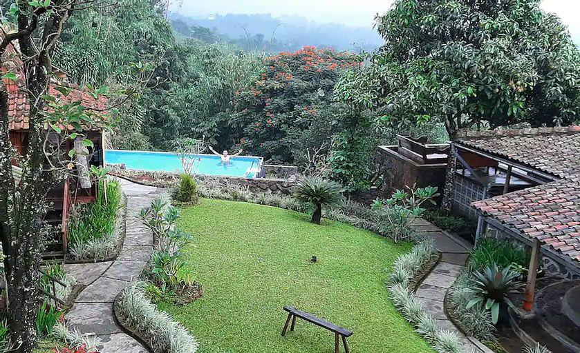 Rumah Jawa Antik, Bogor