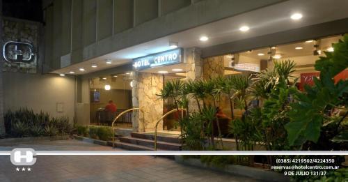 Hotel Centro, Capital