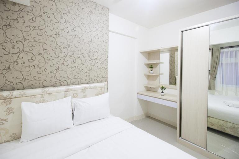 Apartment 2BR Green Pramuka City By Travelio, Central Jakarta