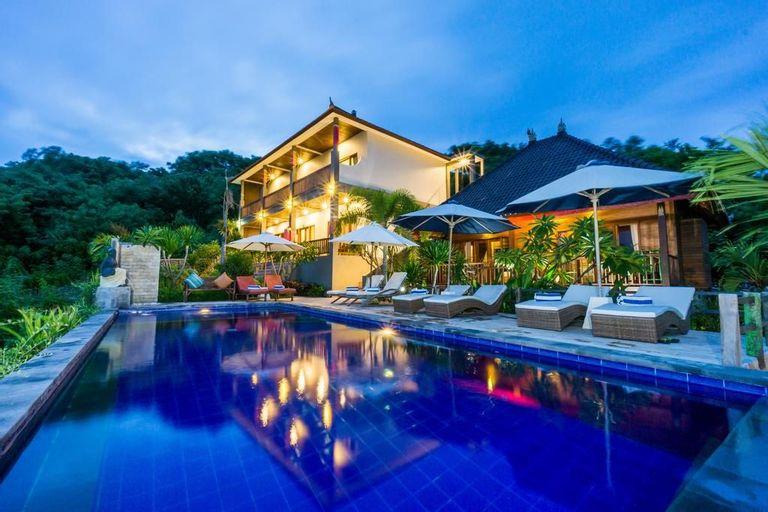 Taman Sea View Lembongan, Klungkung
