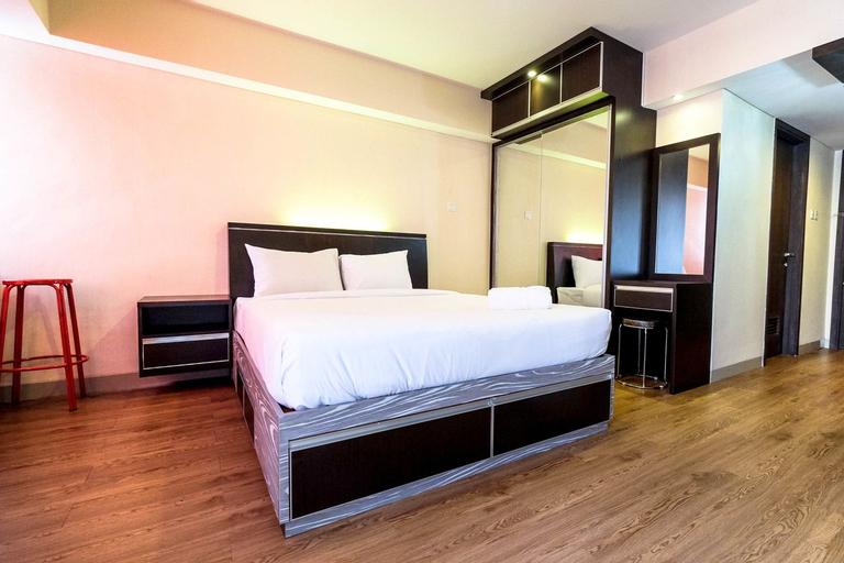 Minimalist Studio Apartment at H Residence By Travelio, East Jakarta
