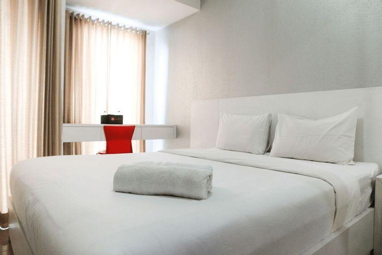 New Furnished Studio @ Grand Dhika City Apartment By Travelio, Bekasi