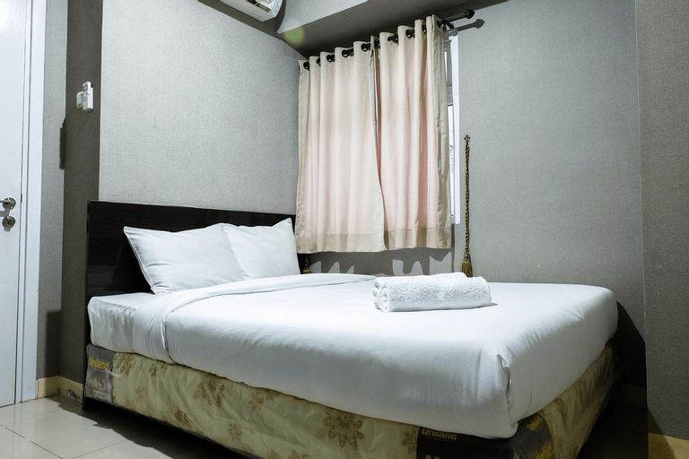 2 BR Pool View Green Pramuka Apartment By Travelio, Central Jakarta
