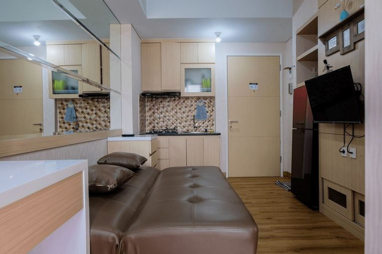 Exclusive 2BR with City View @ Ayodya Apartment By Travelio, Tangerang