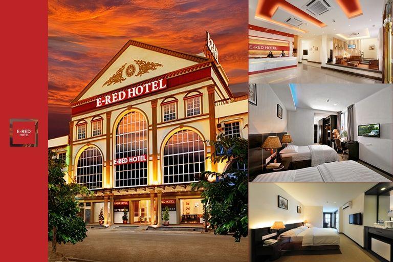 E-Red Hotel Bandar Perda, Seberang Perai Tengah
