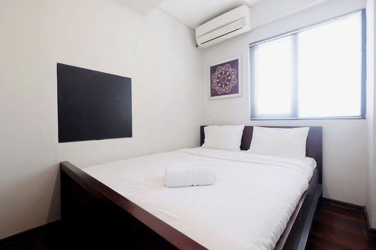 Best Choice 1BR Apartment at Kebagusan City By Travelio, Jakarta Selatan