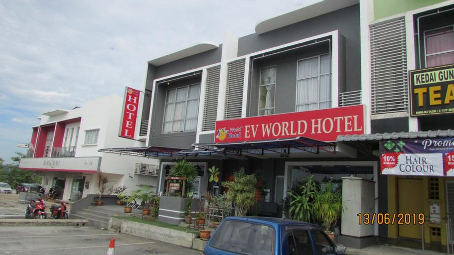 Hotel Zamburger Enstek, Seremban
