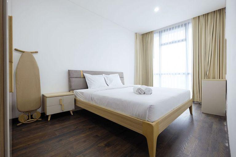 Modern 2BR Apartment @ Veranda Residence By Travelio, West Jakarta