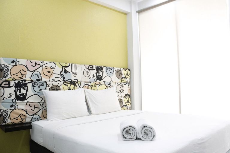 Trendy 1BR near ITB @ Dago Suites Apartment By Travelio, Bandung