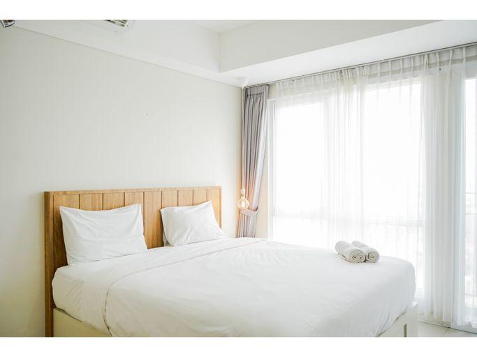 Luxurious Studio Apartment at Bintaro Plaza Residence By Travelio, Tangerang Selatan
