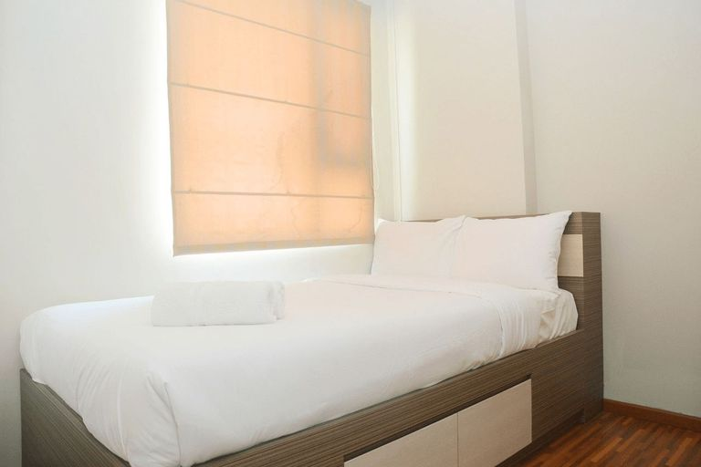 Best Choice 2BR Apartment at Menteng Square By Travelio, Central Jakarta