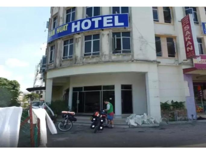 Sam Huat Hotel, Pontian