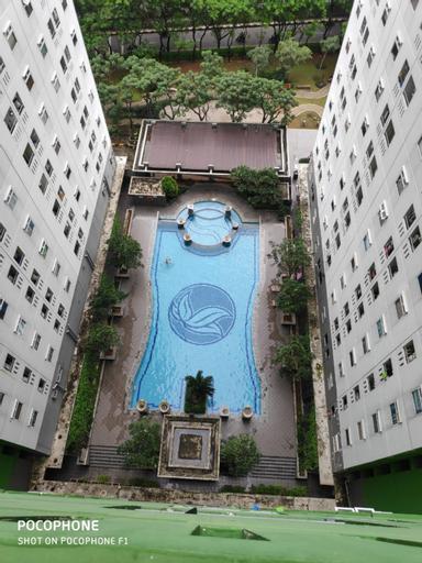 DEA ROOMS Green Pramuka City, Central Jakarta