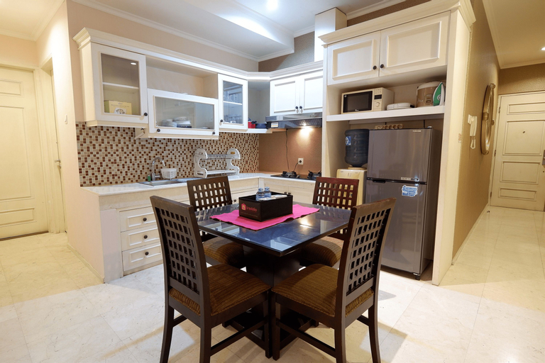 Premium Location 2BR Apartment @ FX Residence By Travelio, Central Jakarta