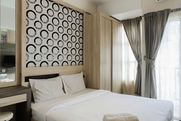 Tranquil Studio Apartment at Saveria BSD By Travelio, Tangerang Selatan