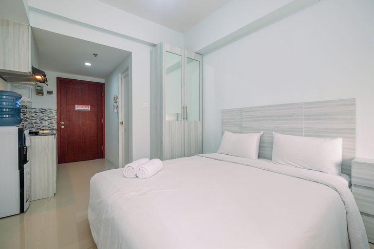 New Furnished Tamansari Mahogany Studio Apartment with Modern Style By Travelio, Karawang