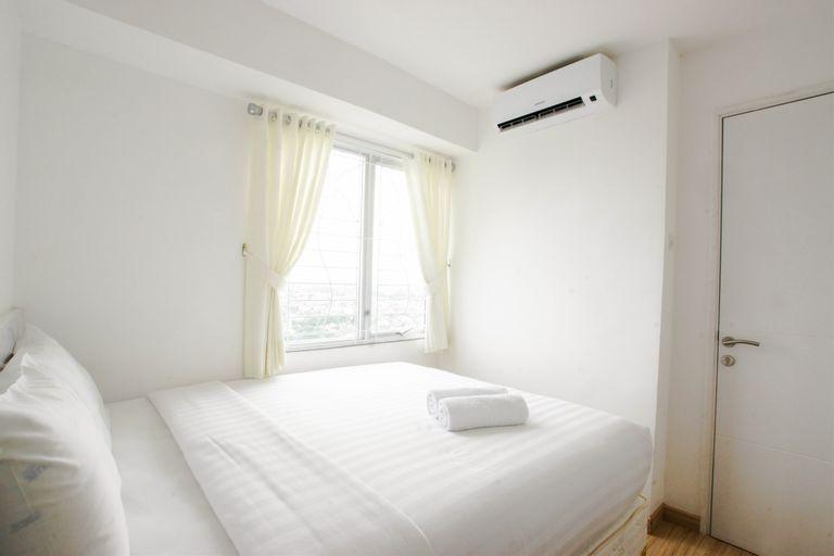 Spacious & Clean 1BR Bassura Apartment By Travelio, East Jakarta