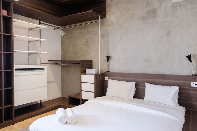 Spacious Studio Apartment at Skyline Paramount By Travelio, Tangerang