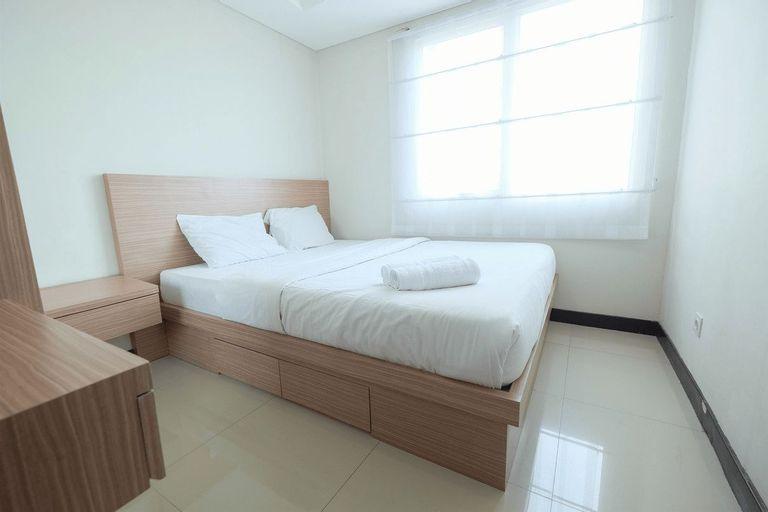 Comfortable 2BR Sky Terrace Apartment By Travelio, Jakarta Barat