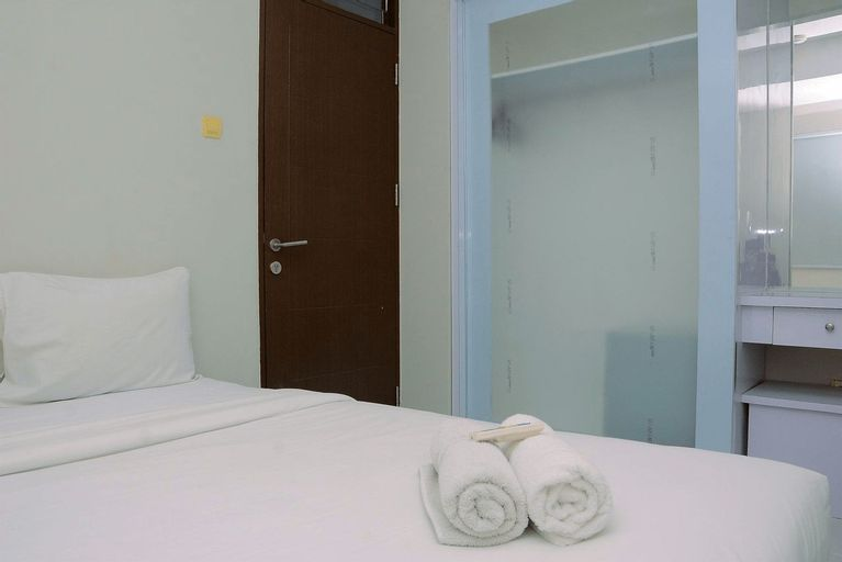 Brand New and Compact 2BR Lagoon Resort Apartment By Travelio, Bekasi