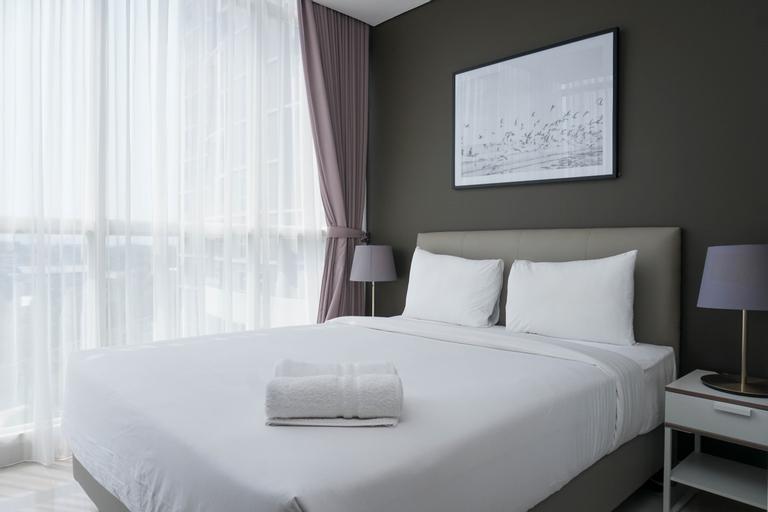 Lavish 1BR at Ciputra International Apartment By Travelio, West Jakarta