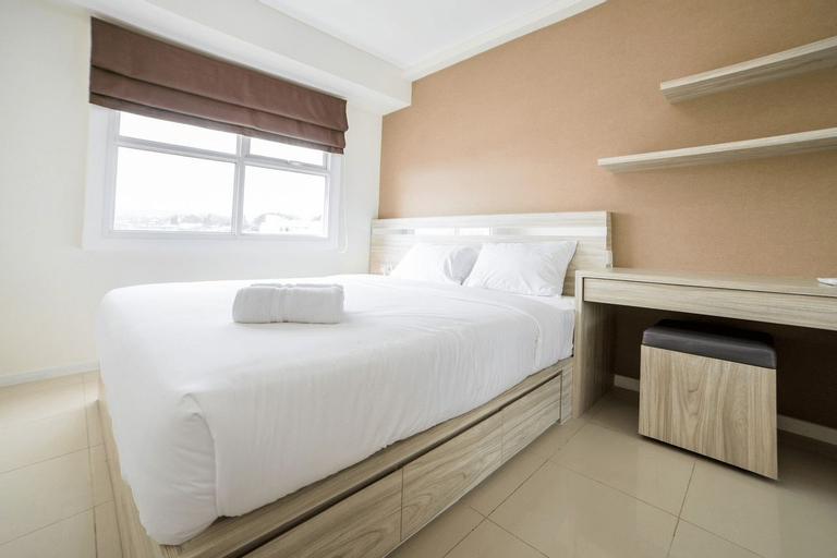 Modern 1BR Apartment Near Cihampelas at Parahyangan Residence By Travelio, Bandung