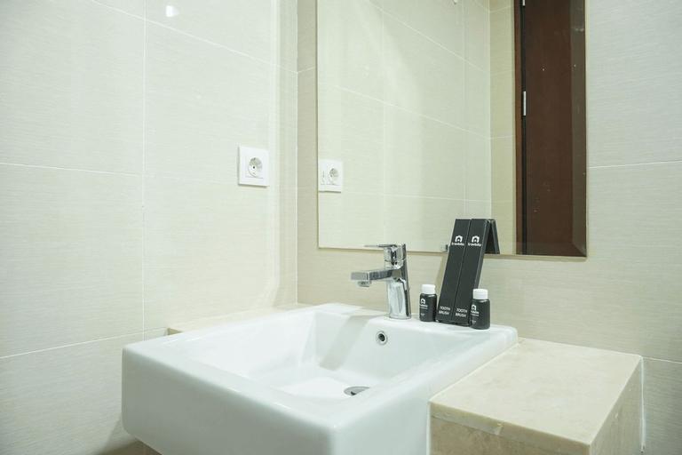 Strategic Location 1BR Apartment @ Puri Mansion near Puri By Travelio, West Jakarta
