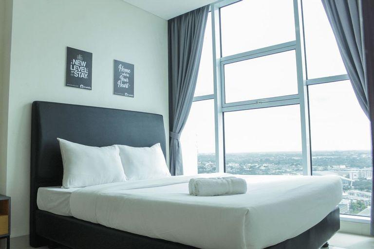 Exclusive 1BR Brooklyn SOHO Apartment near IKEA Alam Sutera By Travelio, Tangerang Selatan