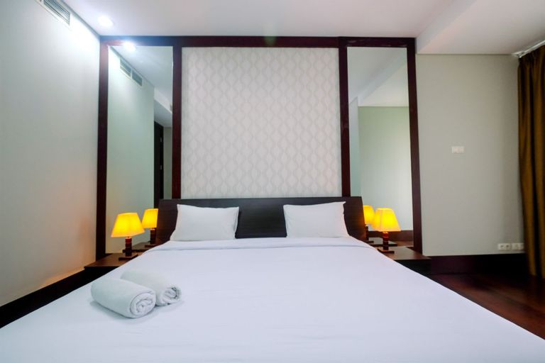 Private Residence 2BR Pearl Garden Apartment By Travelio, Jakarta Selatan