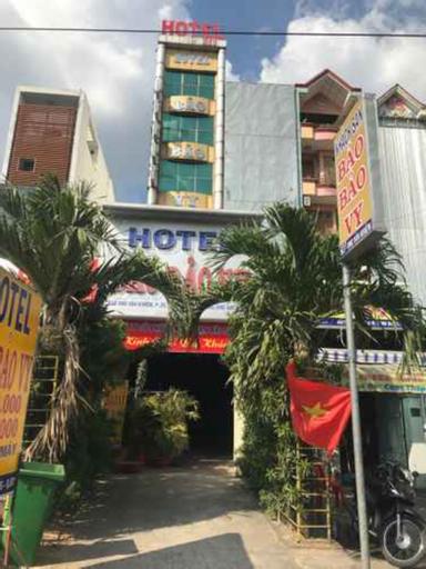 Bao Bao Vy Hotel, Bình Thạnh