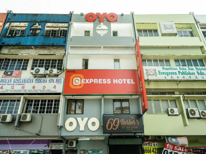 OYO 478 Q Express Hotel, Kuala Lumpur