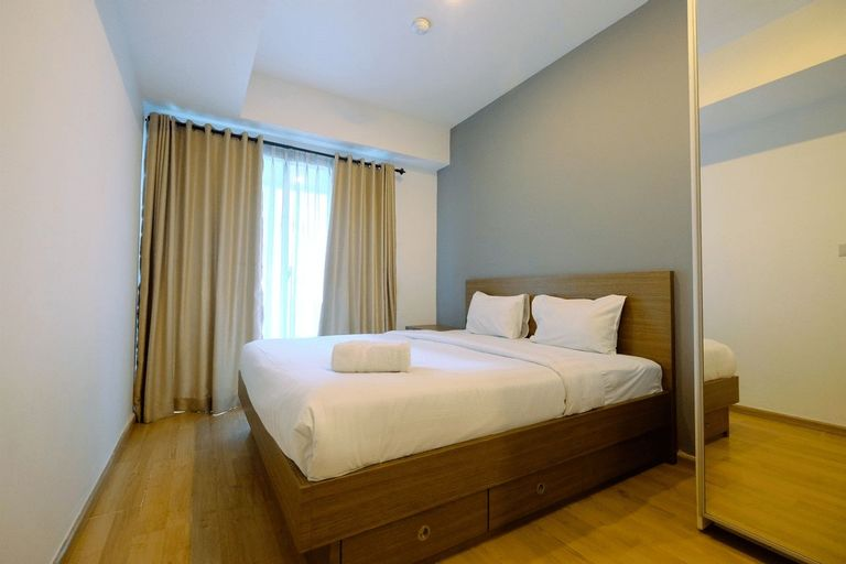 Strategic 1BR Casa Grande Apartment near Kota Kasablanka Mall By Travelio, Jakarta Selatan
