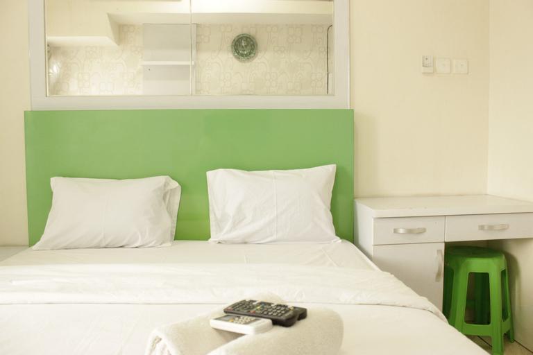 Comfortable Studio Room at Tamansari Panoramic Apartment By Travelio, Bandung