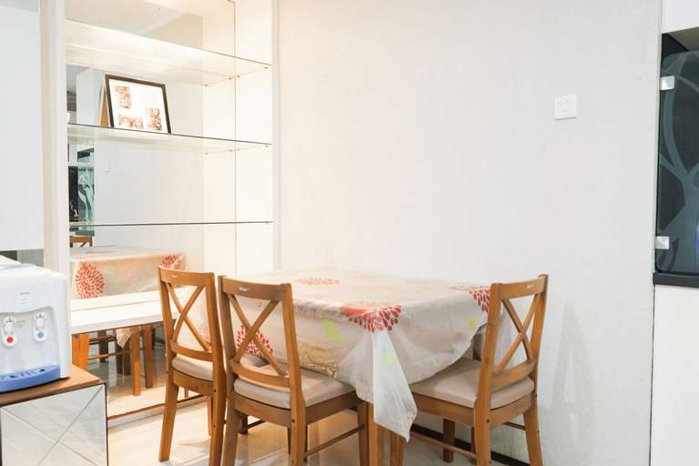 Spacious 2BR Apartment at Mangga Dua Residence By Travelio, Central Jakarta