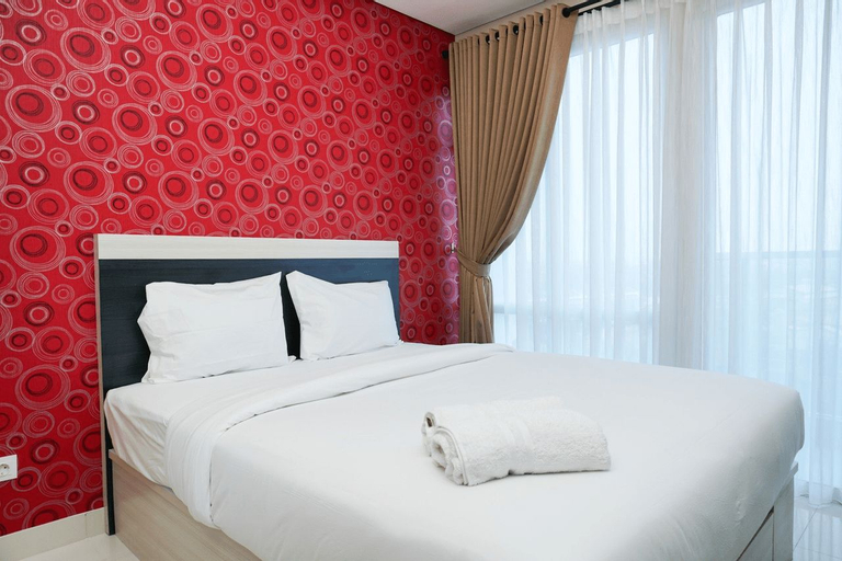 New Furnished Studio at Puri Mansion Apartment By Travelio, Jakarta Barat